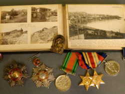 Items from WW1