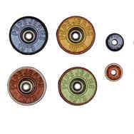 Pepe Jeans button & rivet