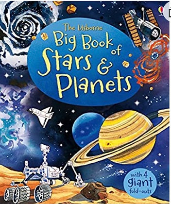 Big Book of Stars and Planets (Usborne)