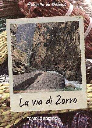La via di Zorro (Tomolo Edizioni)