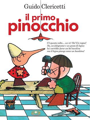 Il primo Pinocchio (Mimep-Docete)