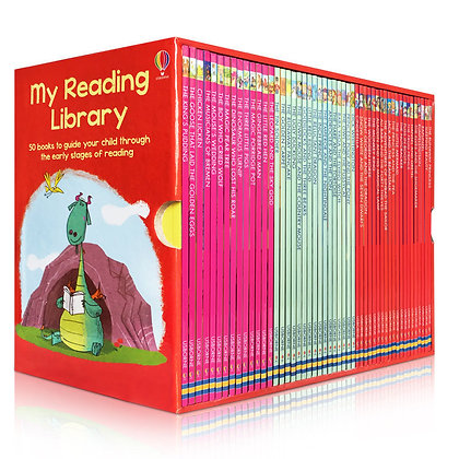 My Reading Library (Usborne)