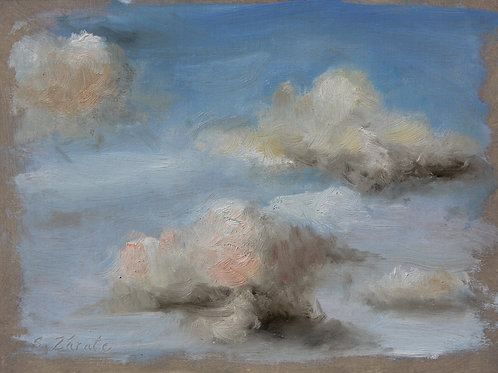 Clouds Study - SOLD