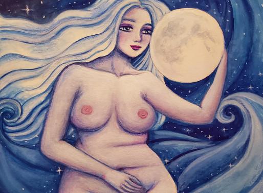 I Am Moon-y