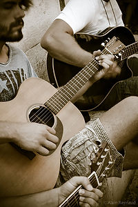 Destination Korcula - Musiciens