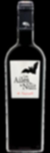 Les ailes de la nuit de Parazols, vin de pays d'Oc