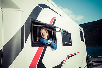 Destination camping-car en Norvège : la E134