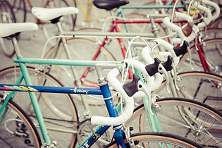 Vélos remis à neuf