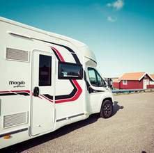 Camping-car à Stocken