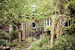 Les jolies maisons de Christiania