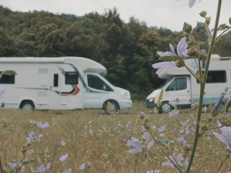 On a vendu notre camping-car