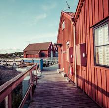 Stocken - Suède - village typique