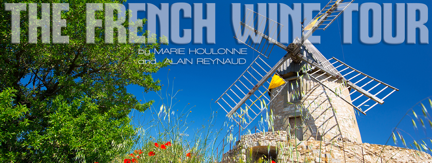 Photo reportage - French Wine Tour