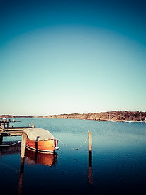 Destination camping-car en Suède : Kampersvik