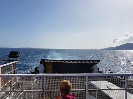 Destination Camping-car traverse le détroit de Gibraltar