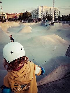 Skatepark de Malmö