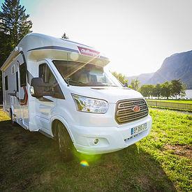 Destination Camping-car en Slovénie à Uckanc