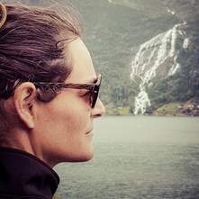 Destination camping-car en Norvège : Eidfjord