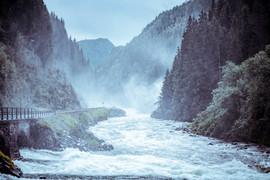 Destination Norvège : Latefoss
