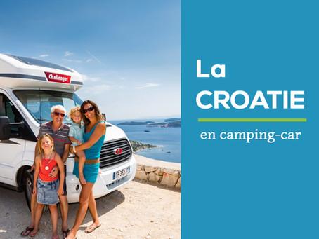 La Croatie en camping-car