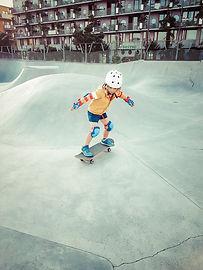 Tim au skatepark de Malmö