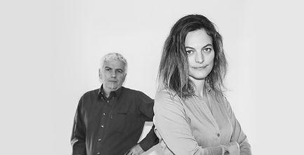 Alain Reynaud & Marie Houlonne