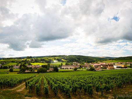 Destination la Bourgogne en camping-car