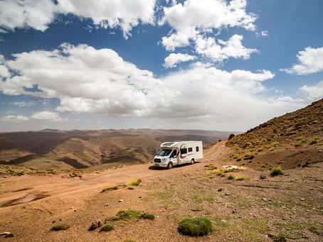 Destination grand sud en camping-car