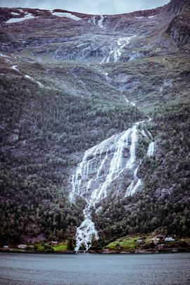 Destination Norvège : Vidfossen