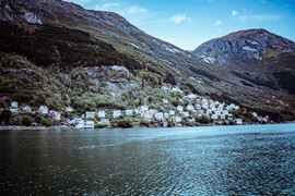 Destination Norvège : Eidfjord