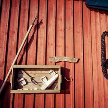 Stocken - Village Suédois au bord de la mer du Nord