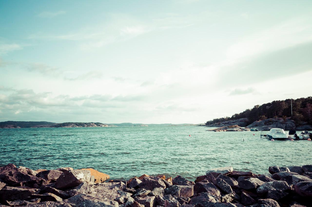 La mer du Nord en payage