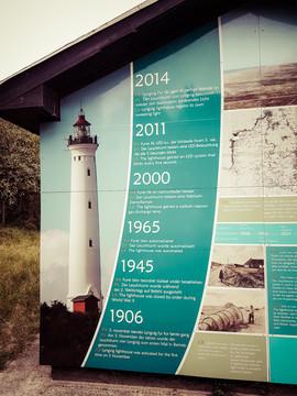 Historique du phare