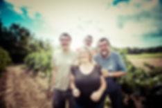 Famille Parazols, des vins atipyques en Minervois