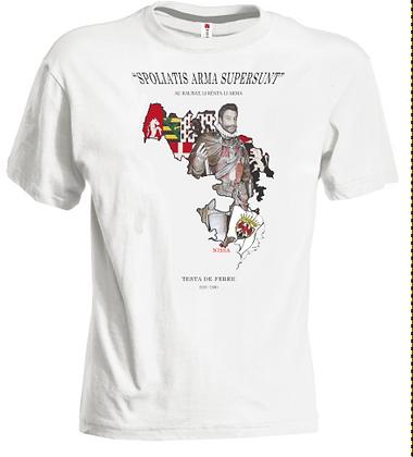 """T-shirt """"Testa de ferre"""""""