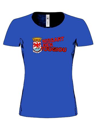 "T-shirt ""logo NPT"""