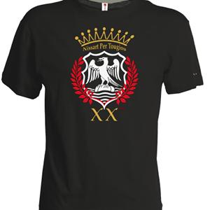 """T-shirt """"XX ans"""""""