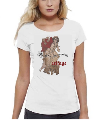"T-shirt ""Eritage"""