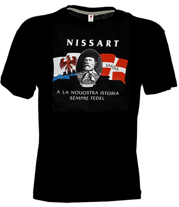 """T-shirt """"Istoria"""" Adulte homme"""