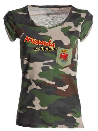 "t-shirt ""Nissarda per Tougiou"""