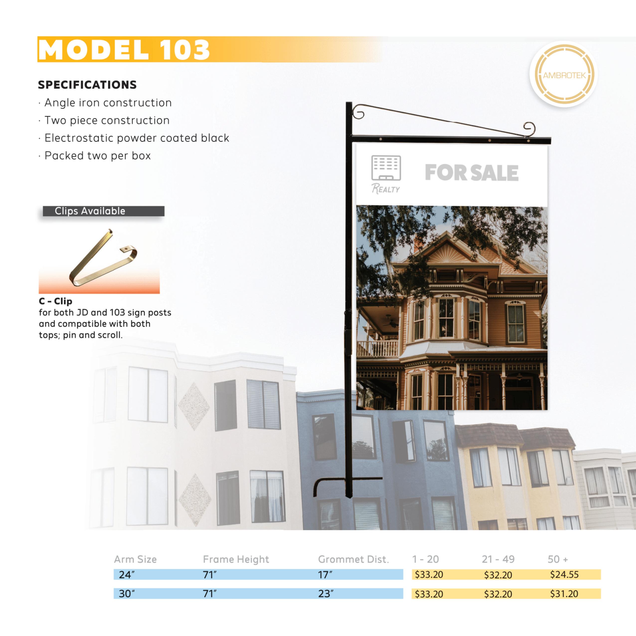 Model 103