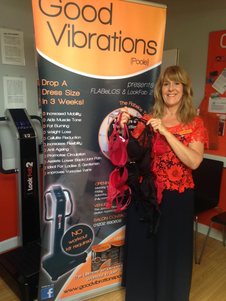 Bras for Dorset Air Ambulance