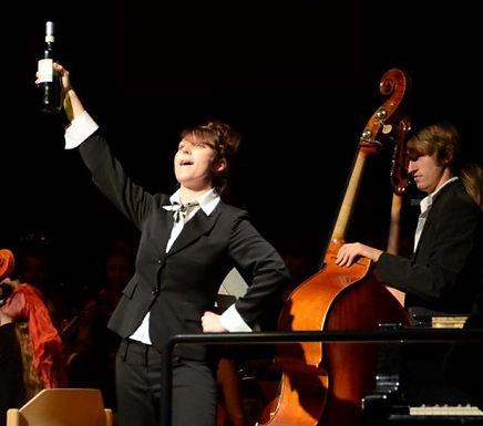 Jugend musiziert- Preisträgerkonzert