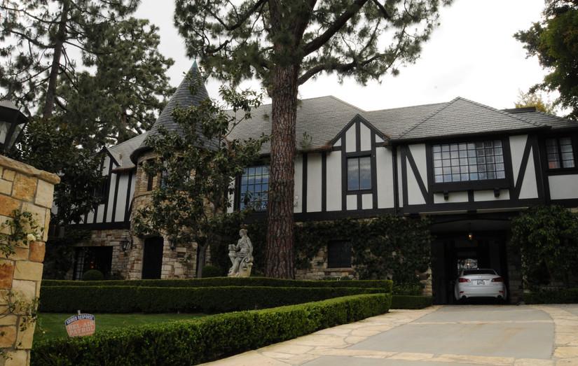 Beverly Hills   Sierra Dr.