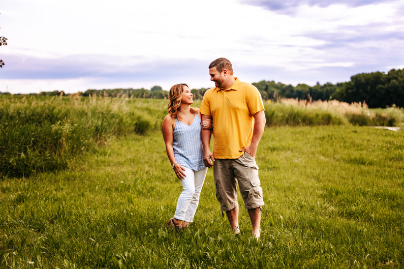 Wisconsin couples photographer
