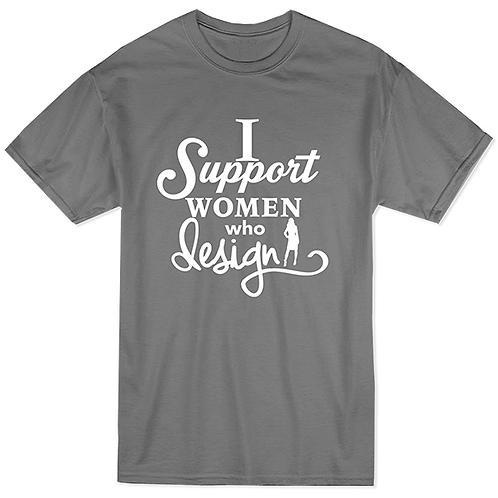 Women Who Design T-Shirt