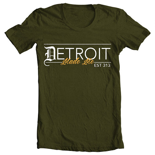 OLive Detroit Made Me Tee
