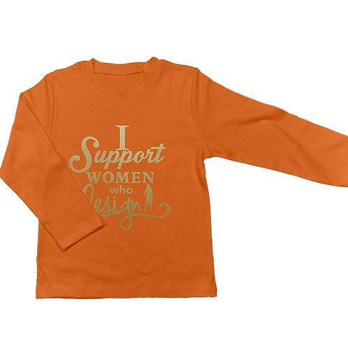 Custom Kids Long Sleeve Shirts