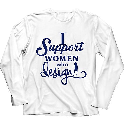 ISWWD Long Sleeve Shirts