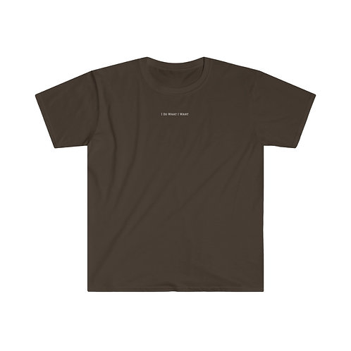 'What I Want' T-Shirt